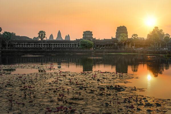 Cambodge Angkor Wath - 2019